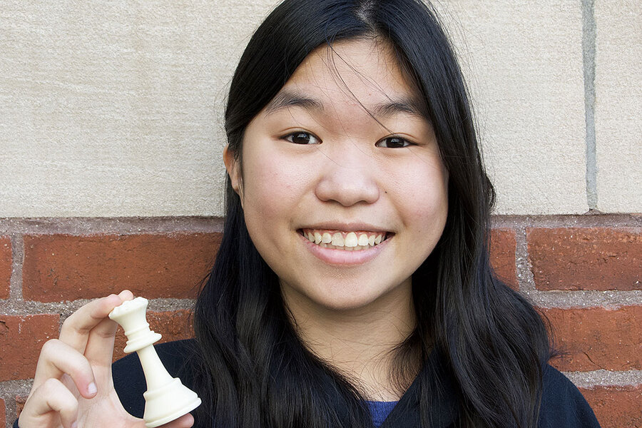 Meet America's top-ranked female chess player: A teenager
