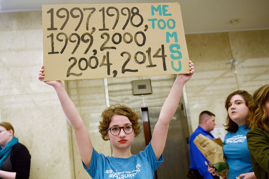 An unlikely tool to help assault survivors: consumer protection law