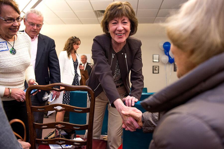 Brett Kavanaugh, Susan Collins, and what Maine women think