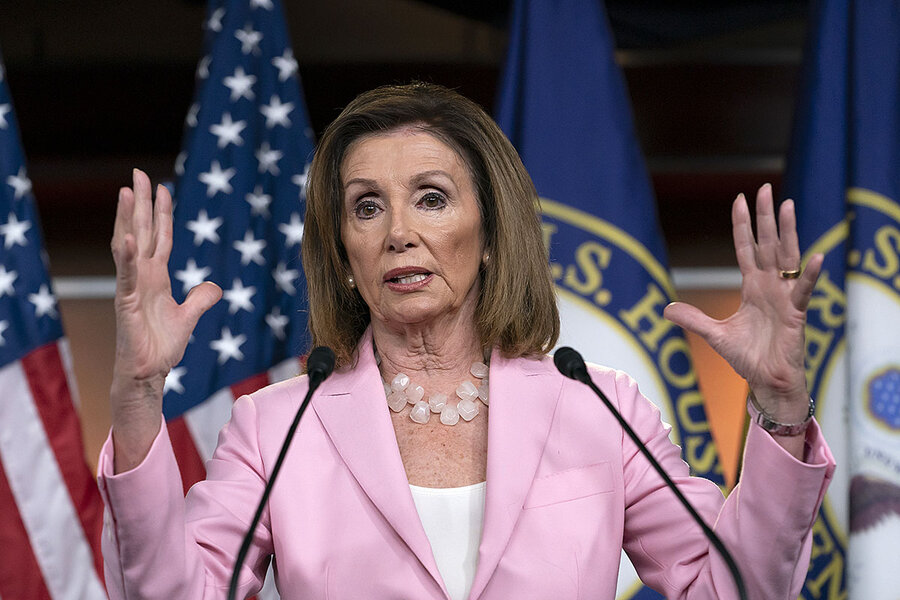 To impeach or not? Why Democrats have been keeping things fuzzy.