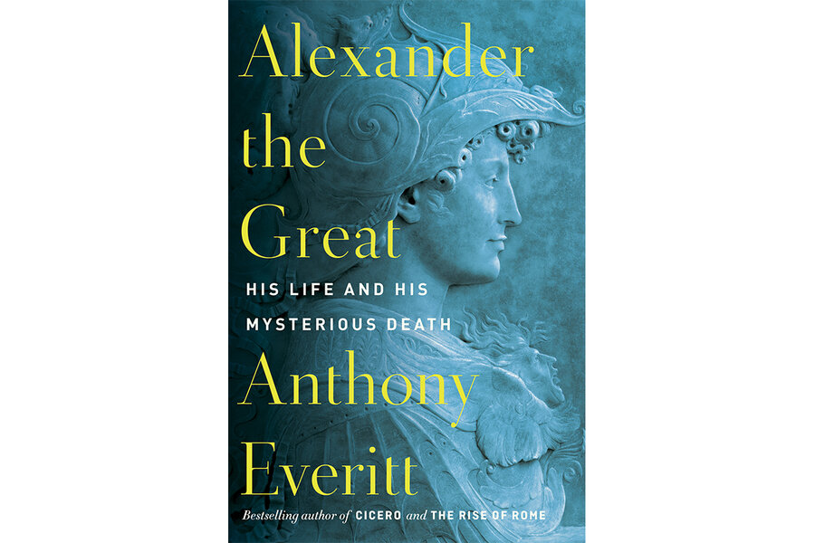 Alexander's greatness rises again in newest biography