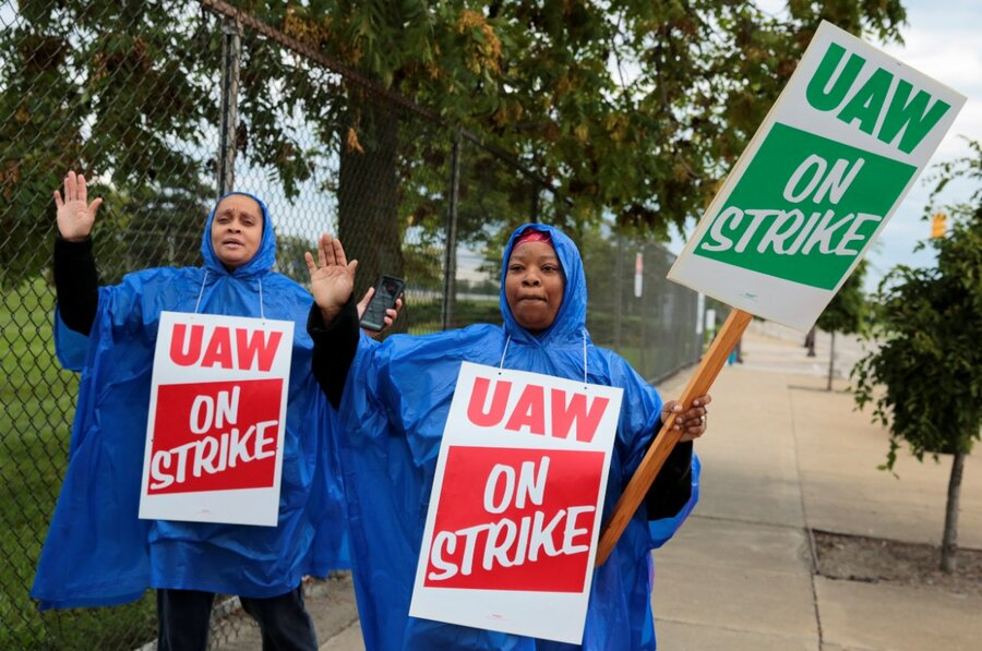 UAW strike: What U.S. auto workers want from General ...