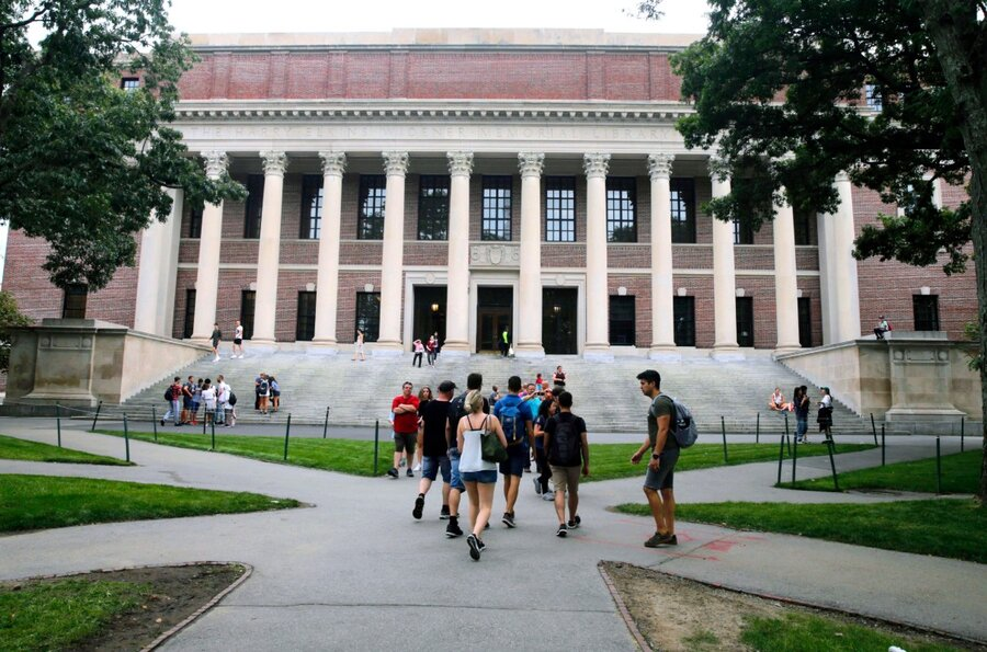 The uneven U.S. welcome mat for international students