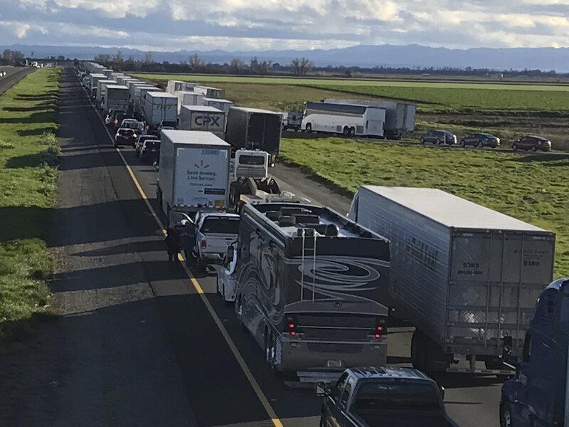 Plan to end California's auto mileage standards draws criticism