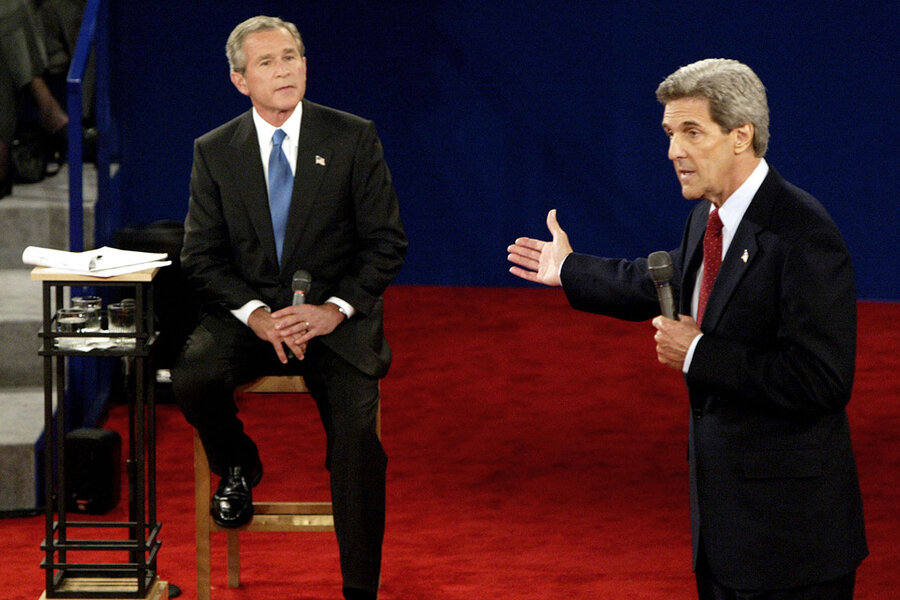 For clues about 2020 campaign, look back to 2004