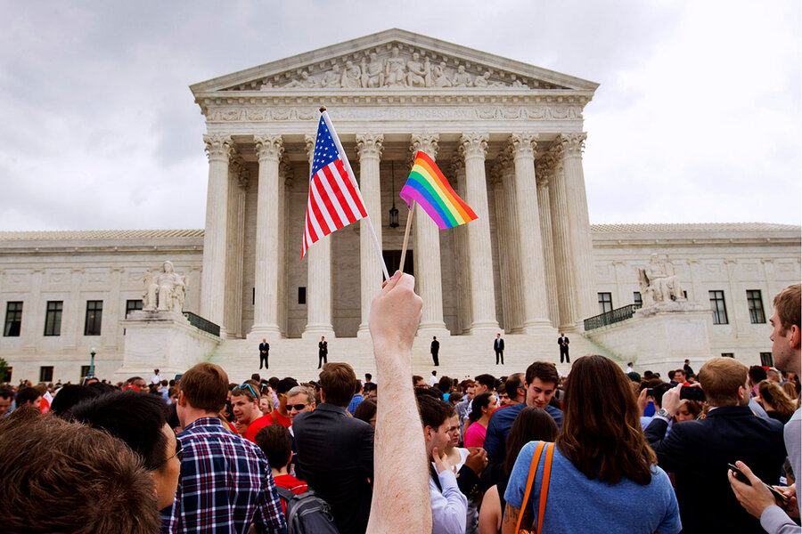 Fired for being gay? LGBTQ rights return to Supreme Court.