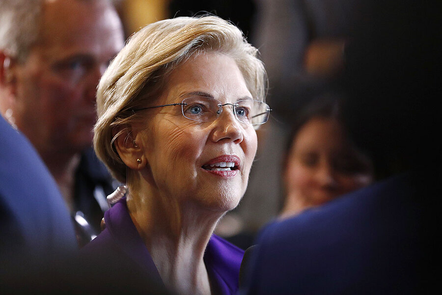 As Warren rises, so do attacks on her truthfulness