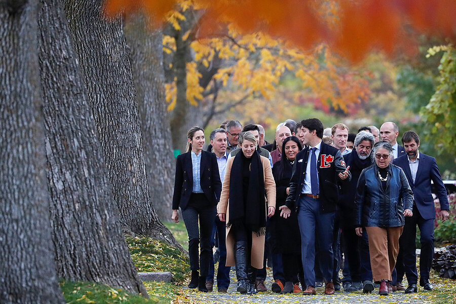 Why Canada has cooled on Justin Trudeau