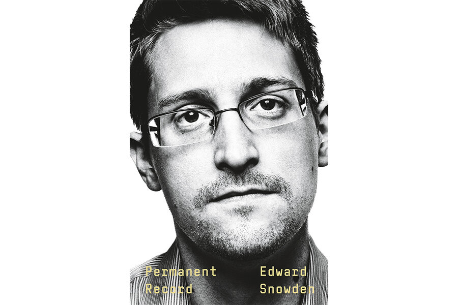 5 things to know about Edward Snowden's 'Permanent Record'