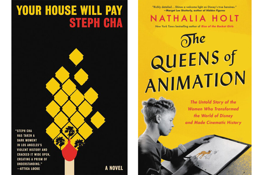 Reap autumn's bounty with the 10 best books of October