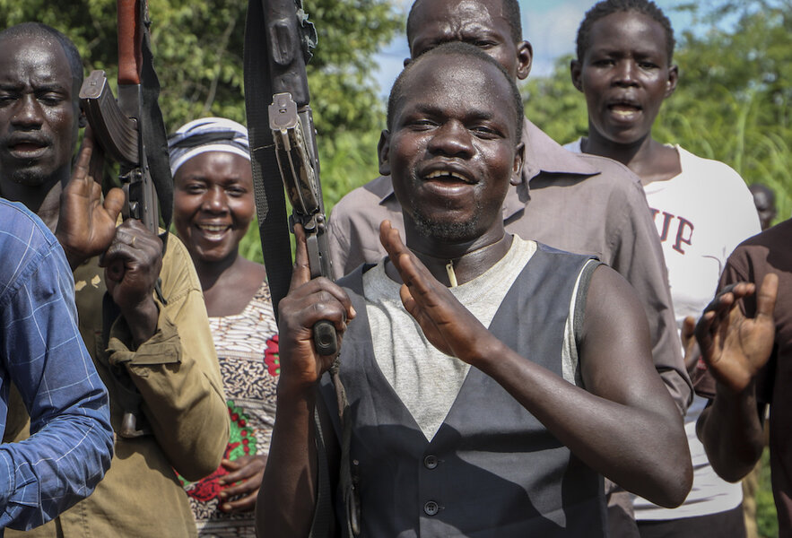 Peace process in jeopardy as tensions rise in South Sudan