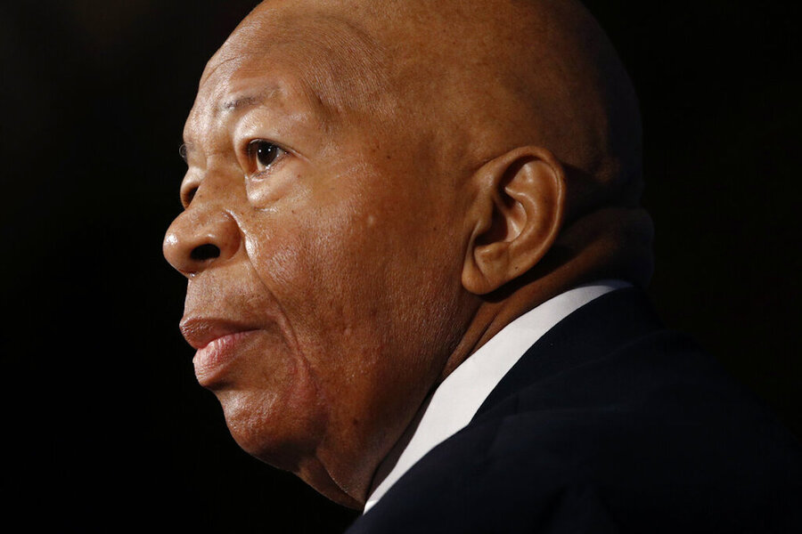Elijah Cummings remembered as a fighter, orator, and friend