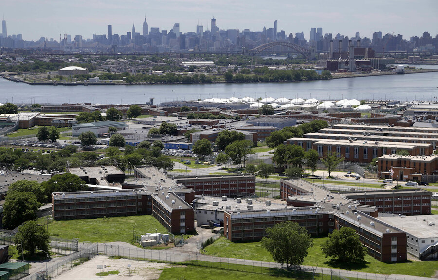 NYC's notorious Rikers jail set be replaced by 2026