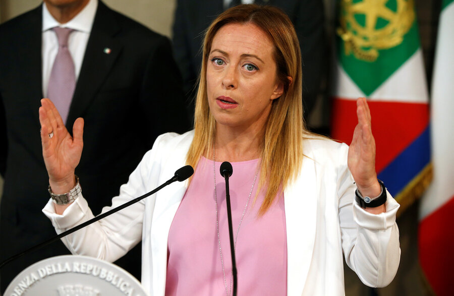 Is Giorgia Meloni the new champion of Italy's far-right?
