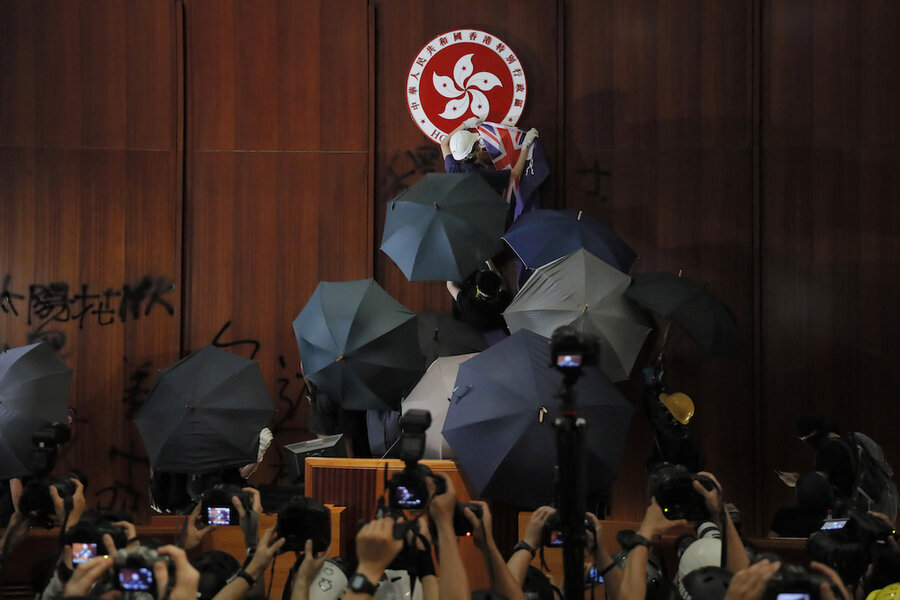Protest-sparking Hong Kong extradition bill withdrawn