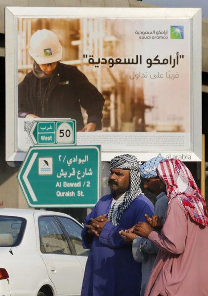 Saudi Arabia sells an opening to the world