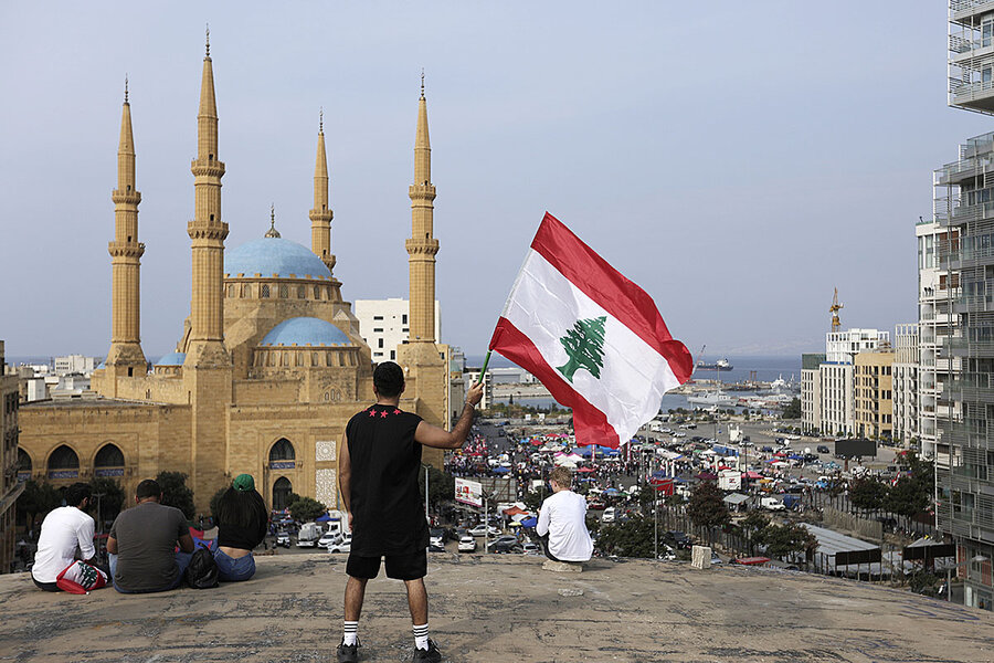 Inside Hezbollah: How Lebanon protests are breaking 'fear barrier'