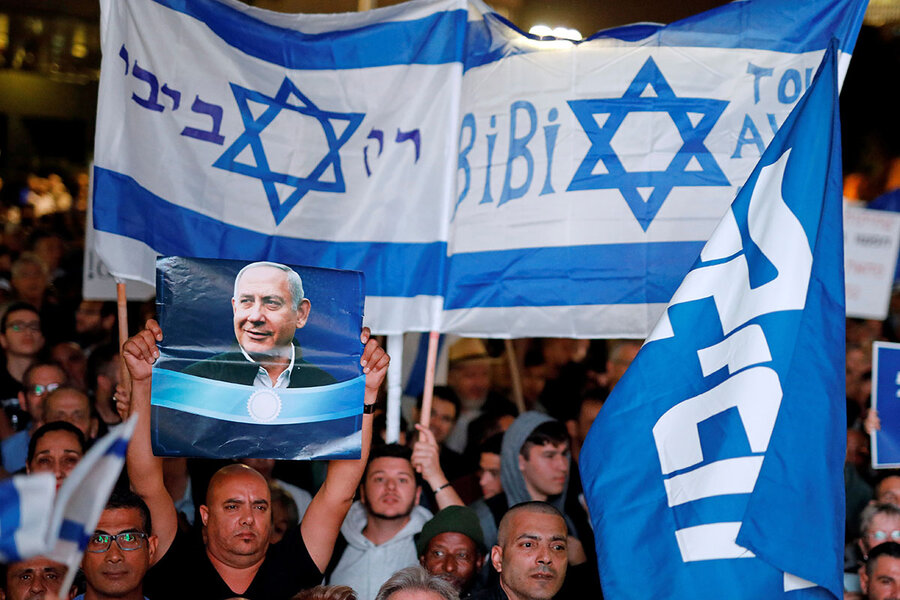 Is Netanyahu finished? His American political style likely isn't.