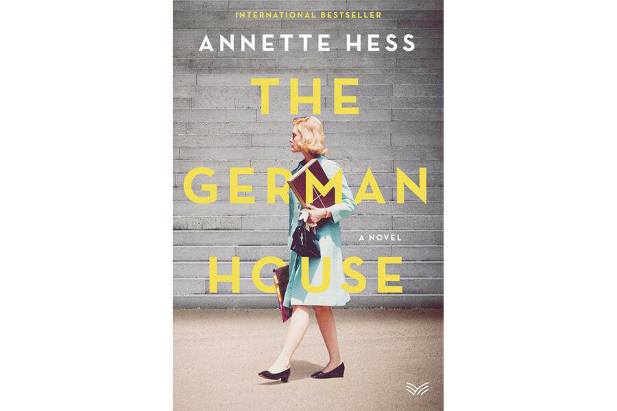 'The German House' unfolds wartime complicity