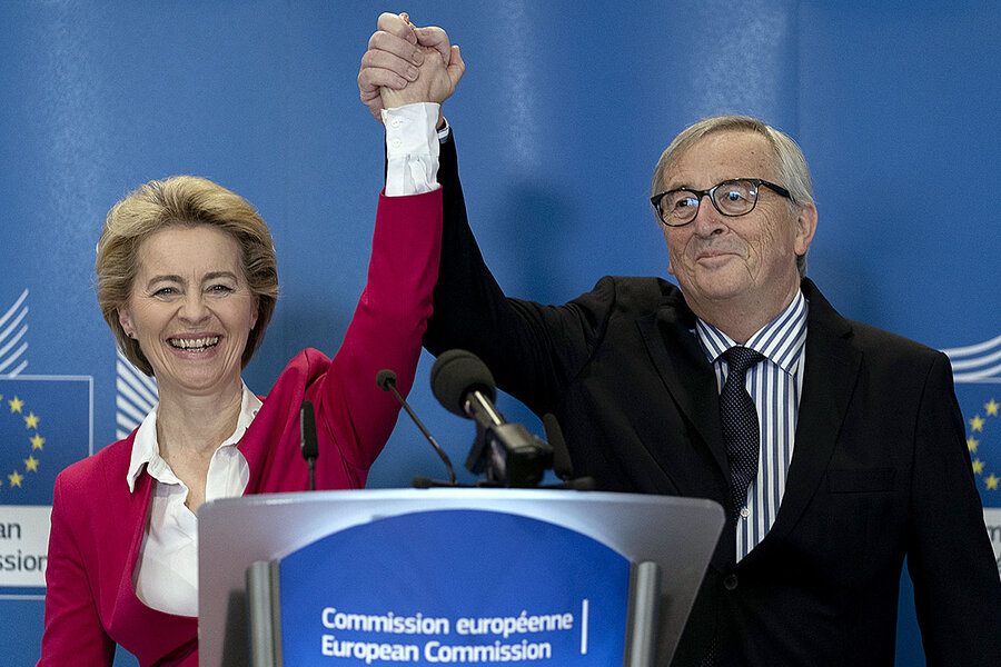 How will more female EU leadership change the bloc's governance?