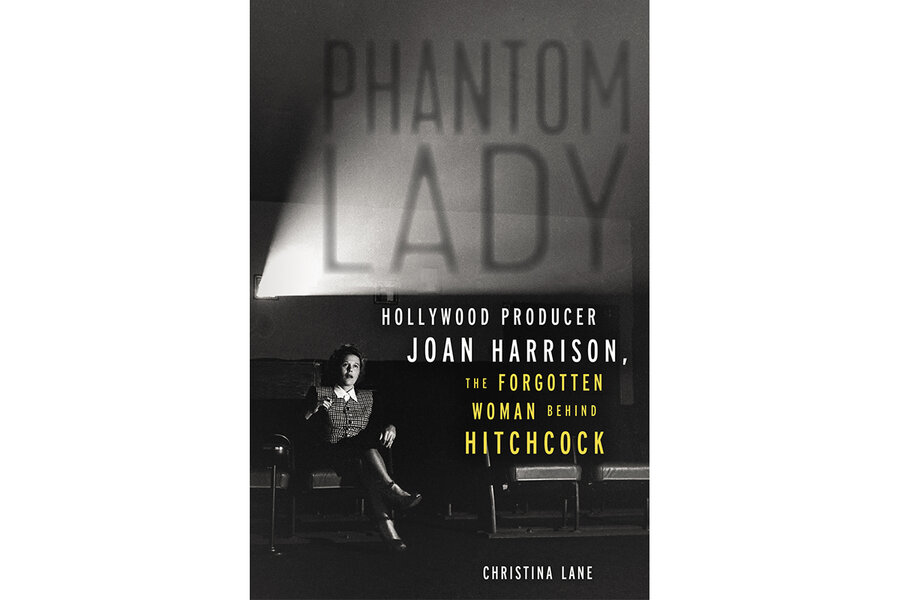 Joan Harrison emerges from Hitchcock's shadow in 'Phantom Lady'