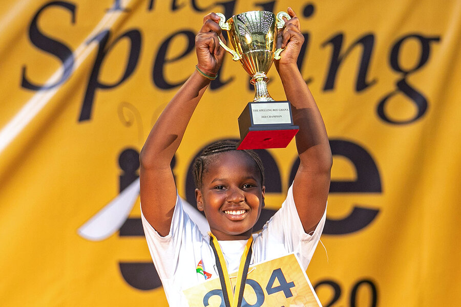 This African champ spells success e-m-p-a-n-o-p-l-y