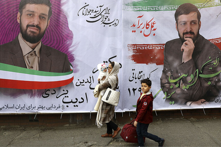 Iran votes: How apathy and anger are fueling leaders' unease