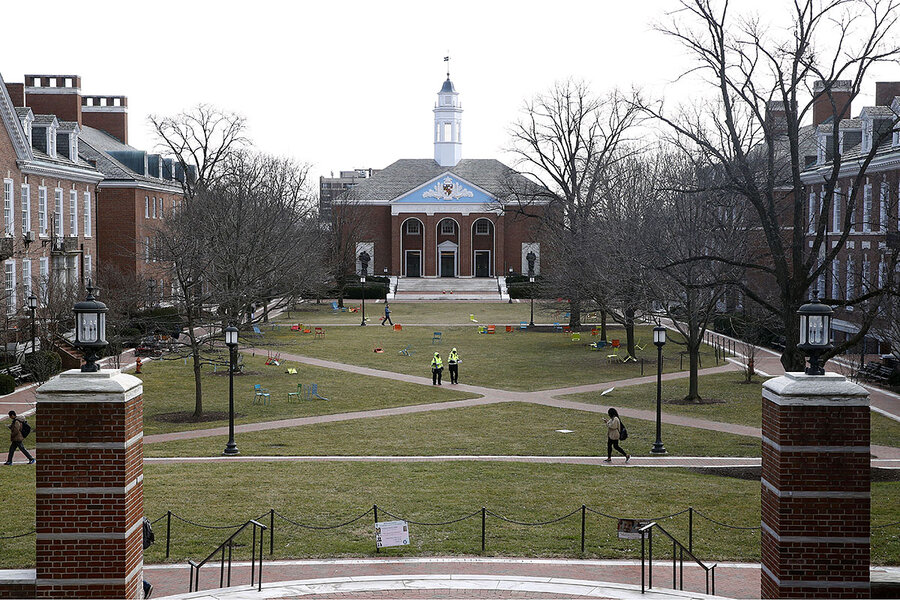 A big-name college drops legacy admissions. Will others follow?