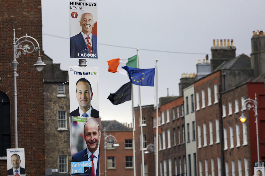 Ireland sees a socialist surge ahead of Saturday's election