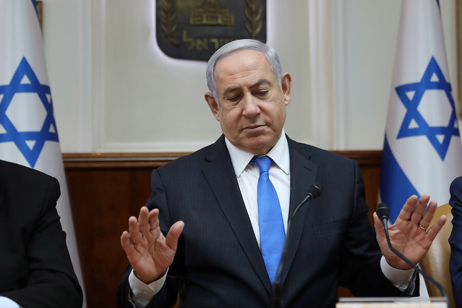 Netanyahu corruption trial to begin amid national elections