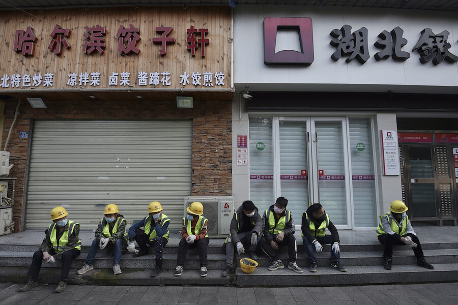 After a month on lockdown, can China's economy bounce back?