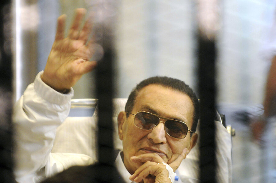Egypt's Mubarak: a symbol of autocratic misrule or stability?