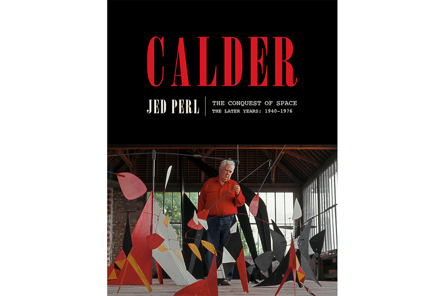 Alexander Calder upended the seriousness of art