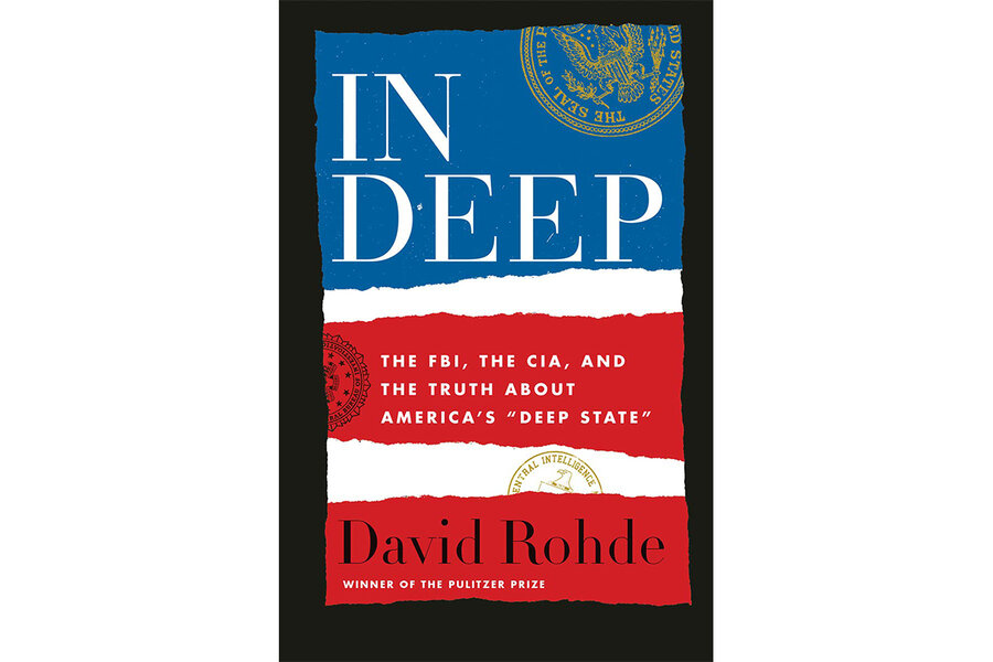 'In Deep' disputes the notion of a 'deep state' conspiracy