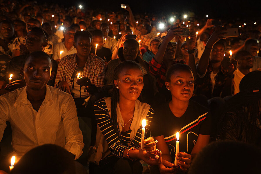 What arrest for Rwanda genocide means for justice everywhere