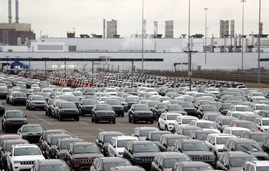 U.S. auto industry reopens, sparking hope in job...