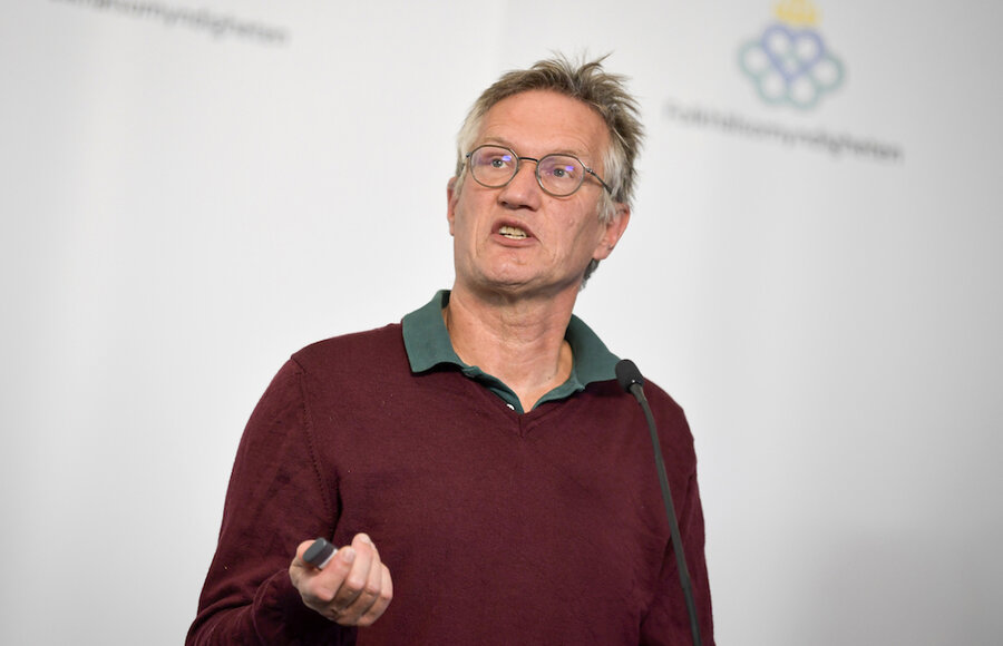 Was the Swede virus approach best? Chief scientist backtracks.