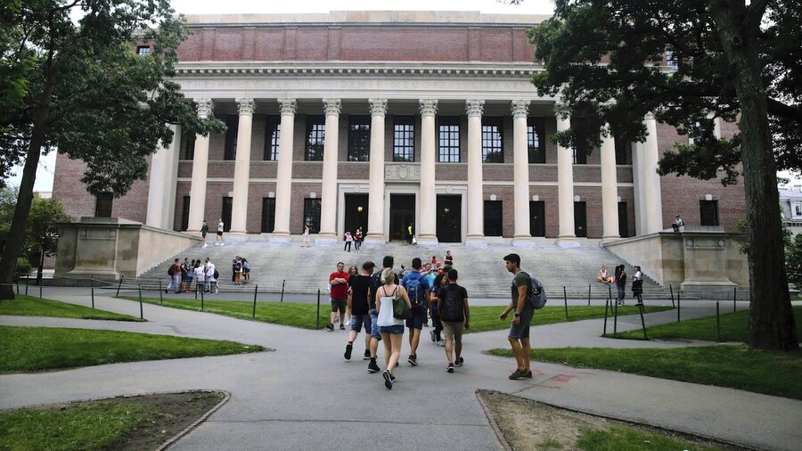 New ICE guidelines take Zoom U off table for foreign students