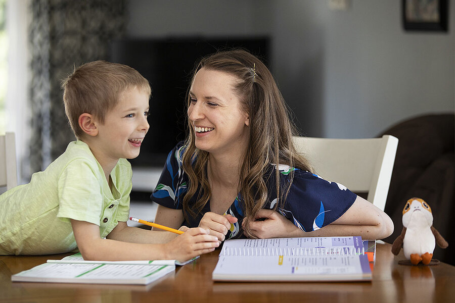 More Parents Are Home Schooling How That Will Change Public Education Csmonitor Com
