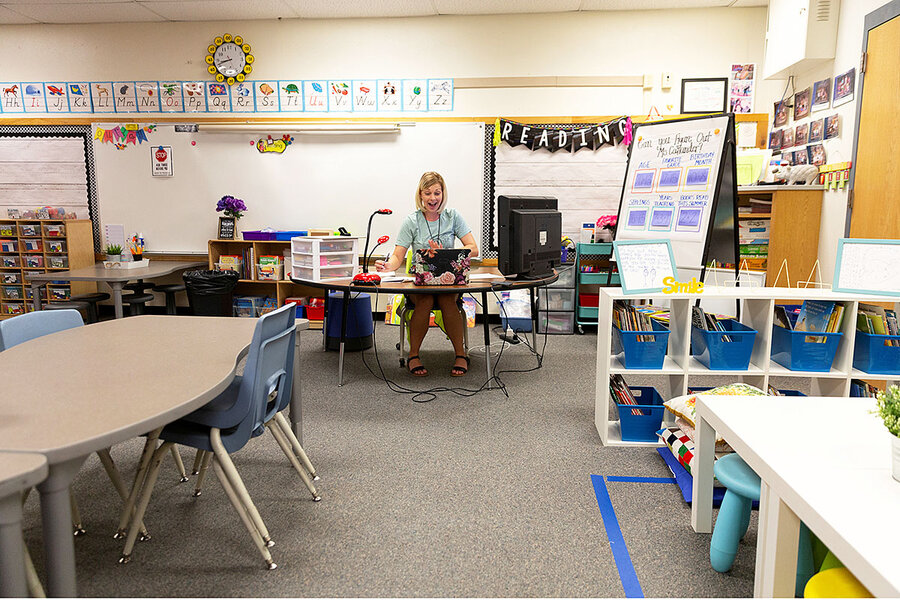School days: With students returning online, how are they faring?