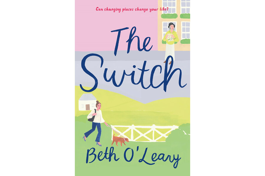 A grandmother and granddaughter swap lives in the charming novel 'The Switch'