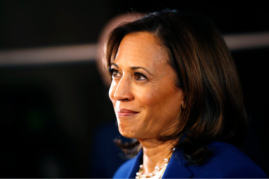 Harris to make history as a Black, South Asian, female vice president