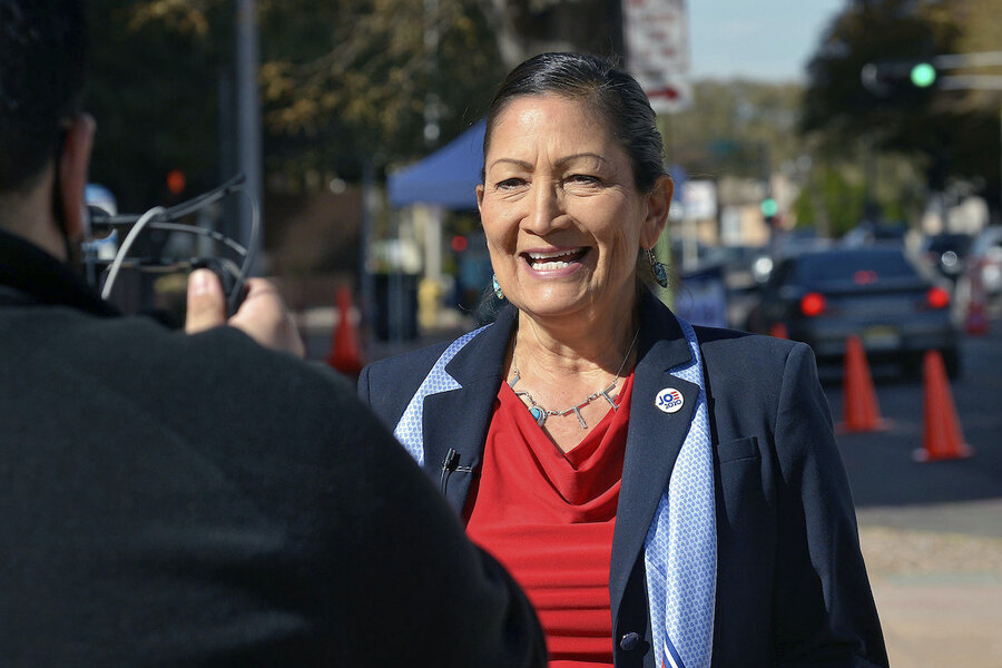 Hope grows for Native communities as record number win House seats