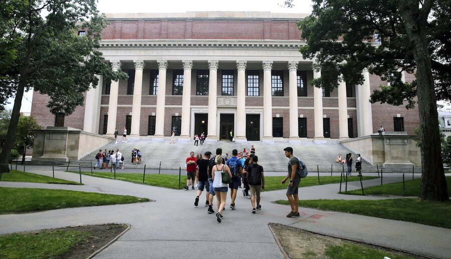 Ruling: Harvard doesn't discriminate against Asian Americans