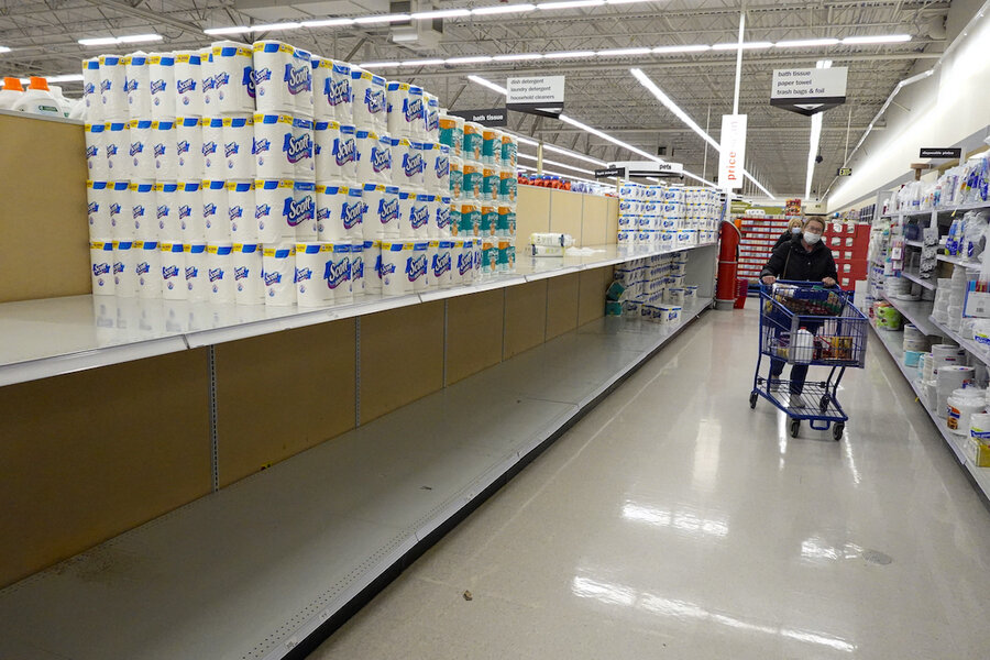 Once again toilet paper vanishes. This time, stores are ready.