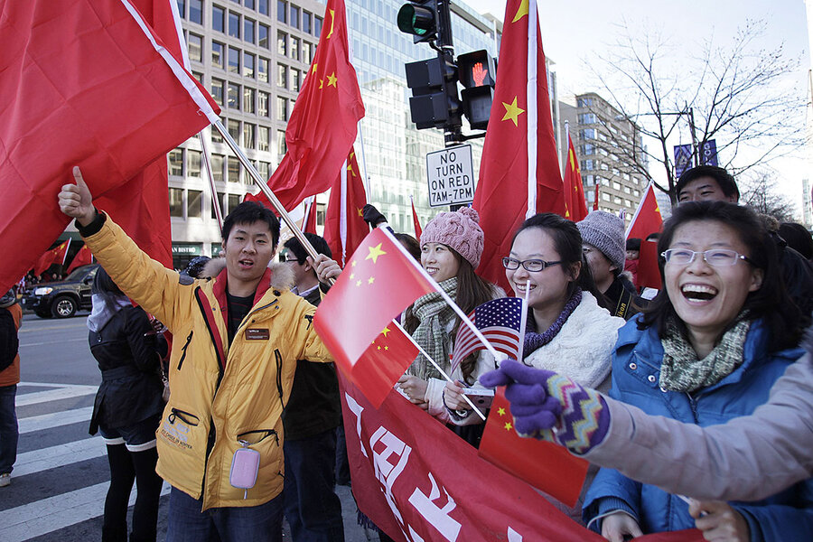 Chinese students have cooled on US. Could Biden change that? thumbnail