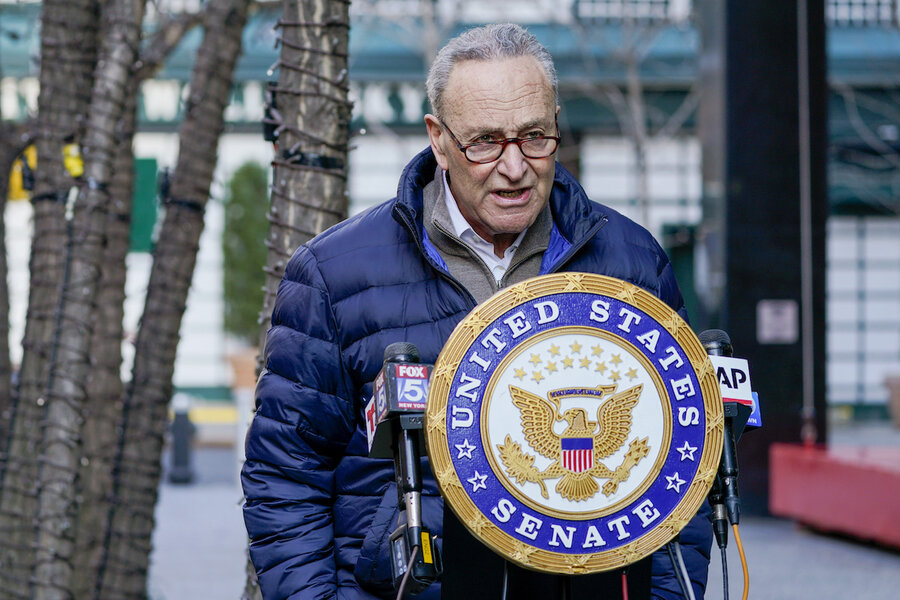 Leading a connected Senate: Can Schumer pull it off? thumbnail