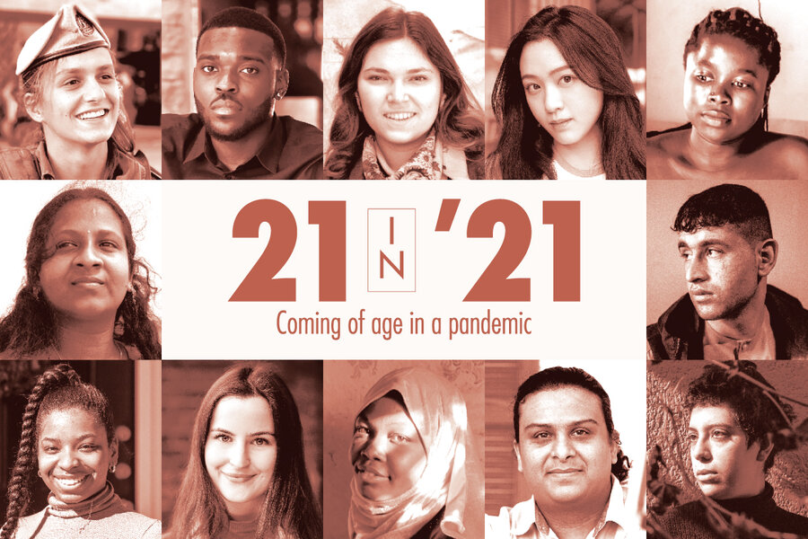 21 in '21: Coming of age in a pandemic