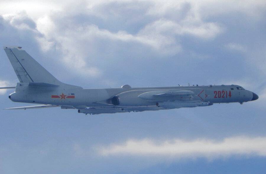 US reaffirms support for Taiwan after China sends warplanes thumbnail