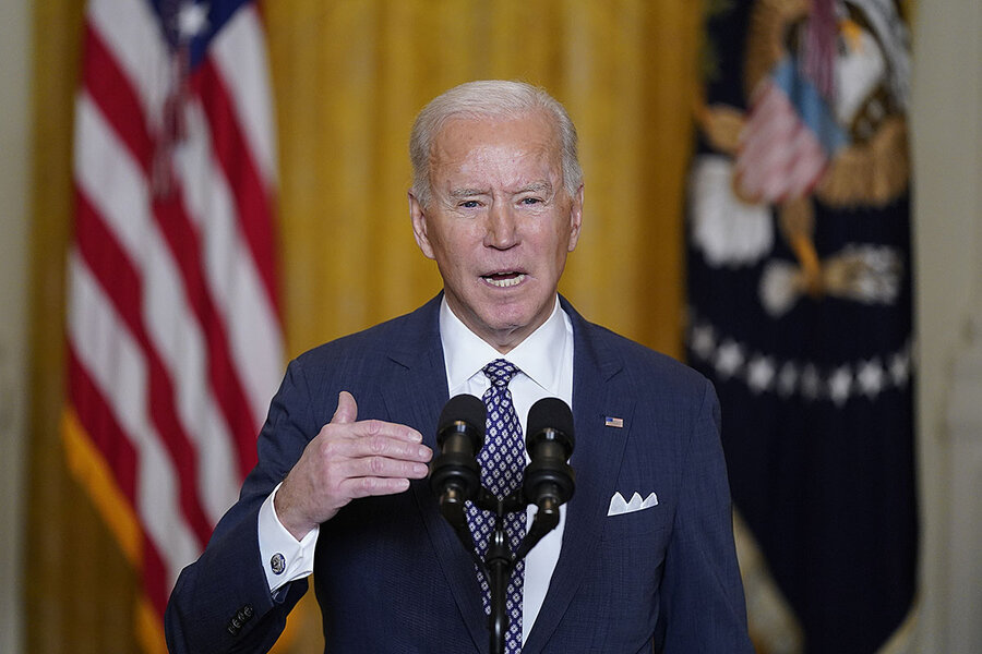 Biden's high-wire act: Big goals and a fast-closing window thumbnail